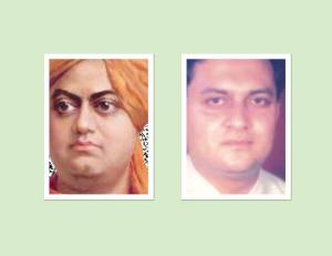 Farid Qureshi and Swami V